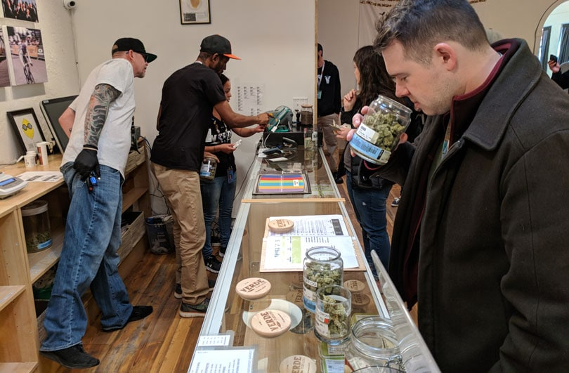 What Products can be found in a Dispensary?