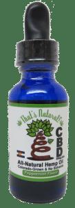image of CBD oil