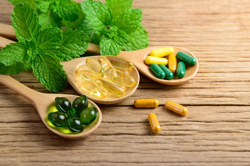 diet supplements - pills