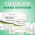 toxin rid brand overview
